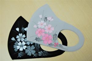 公開 マスクに桜を描きましょう.JPG