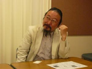 川柳 佐藤講師.JPG