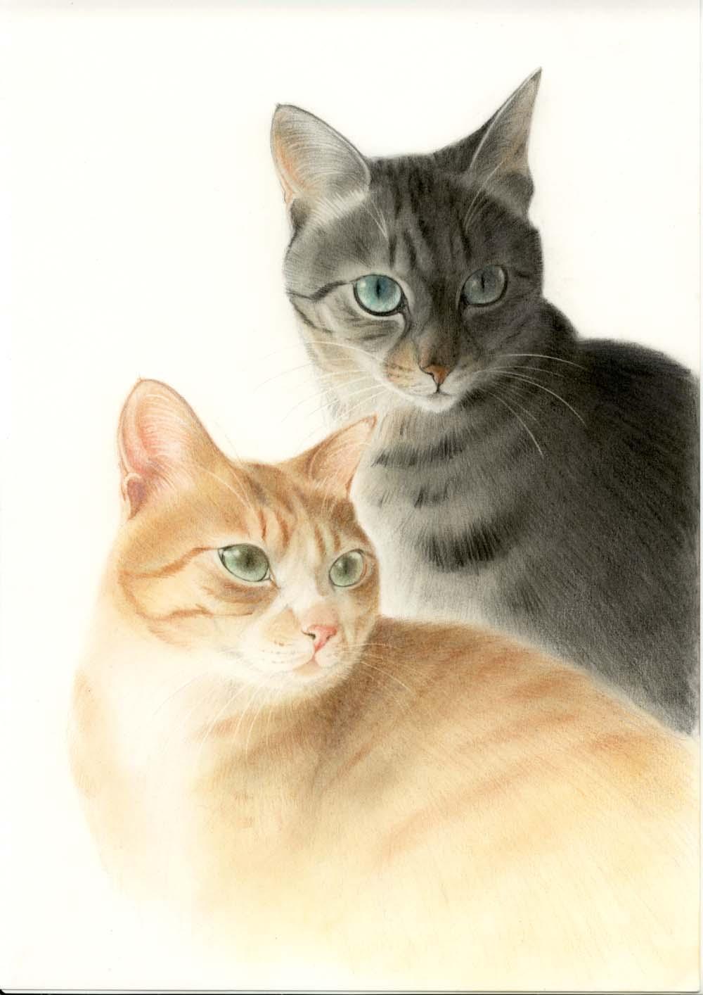ネコの絵を描く1.jpg